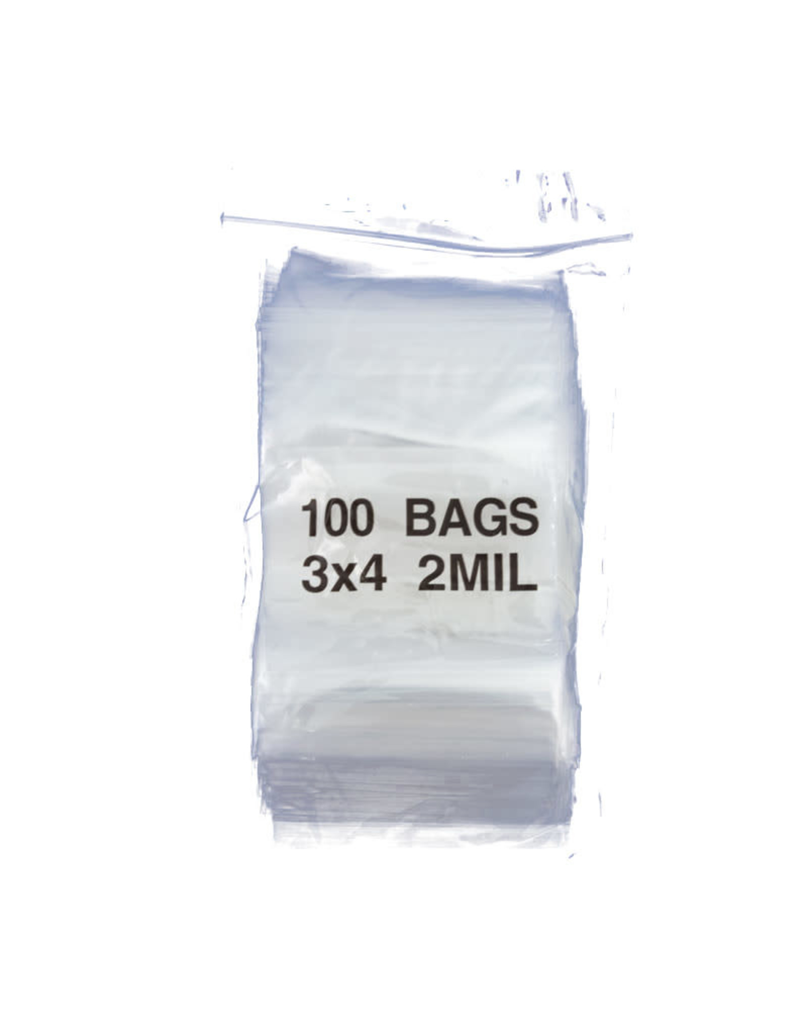 Game Night Games Plastic Storage Bags 3 x 4 inch (100)