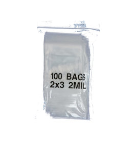 Game Night Games Plastic Storage Bags 2 x 3 inch (100)