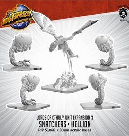 Privateer Press Monsterpocalypse Snatchers & Hellion