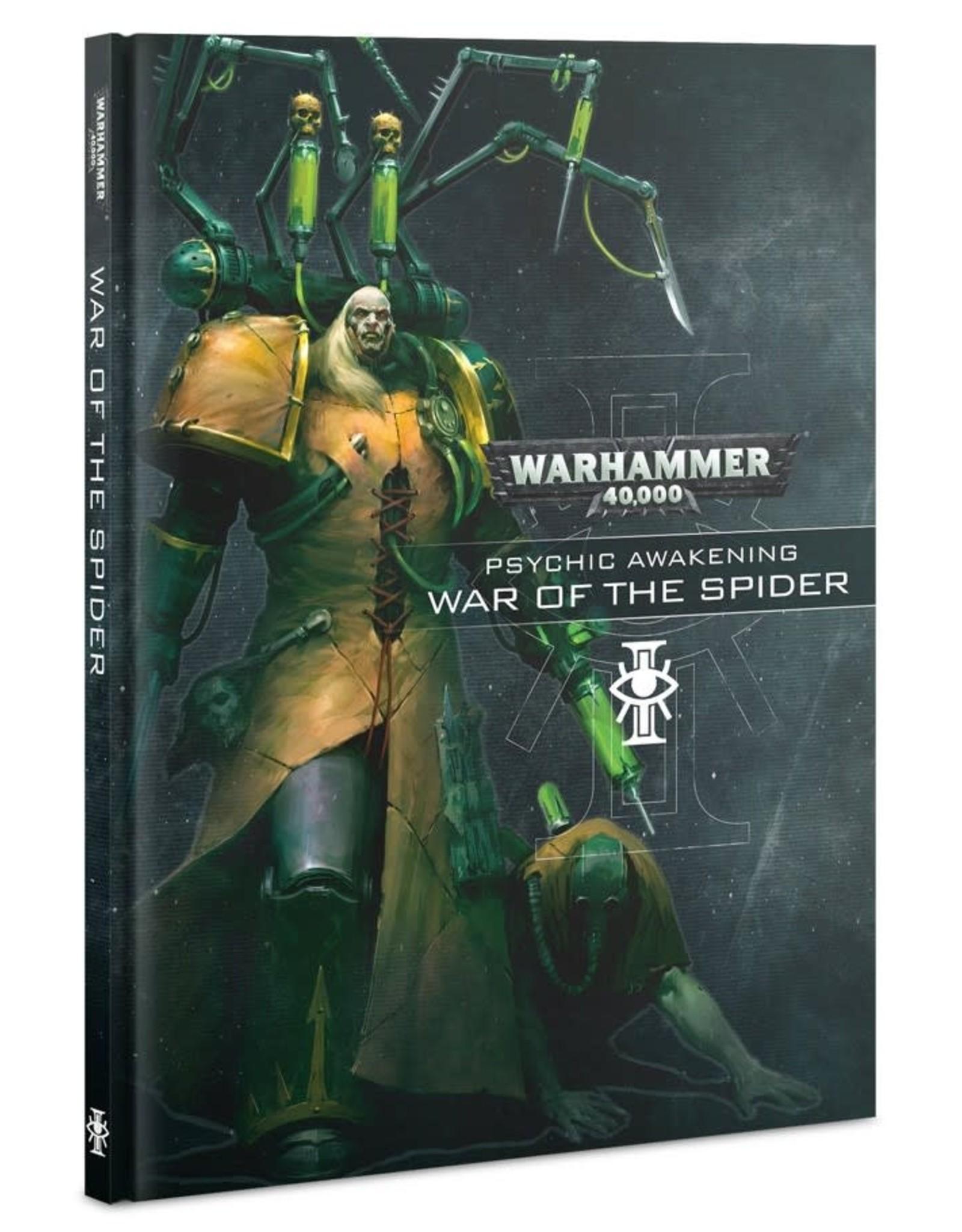 Games Workshop Warhammer 40K: Psychic Awakening War of the Spider