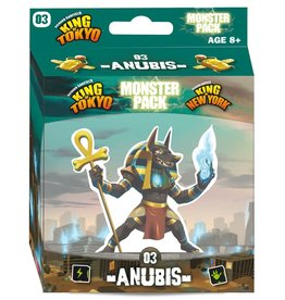 Iello King of Tokyo: Monster Pack #3 Anubis
