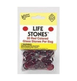 Koplow Life Stones (20) Red