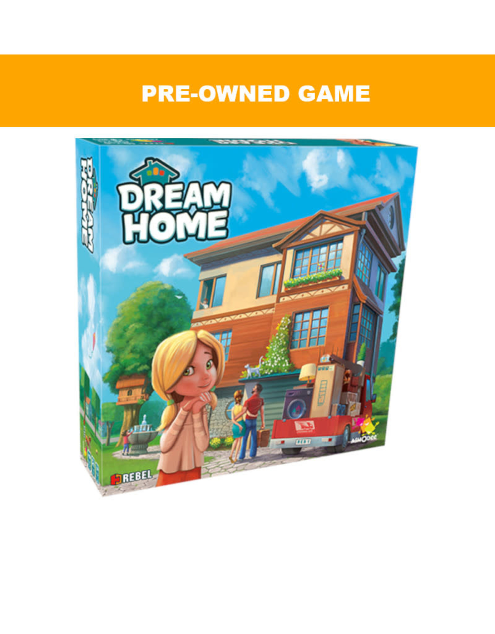 (Pre-Owned  Game) Dream home
