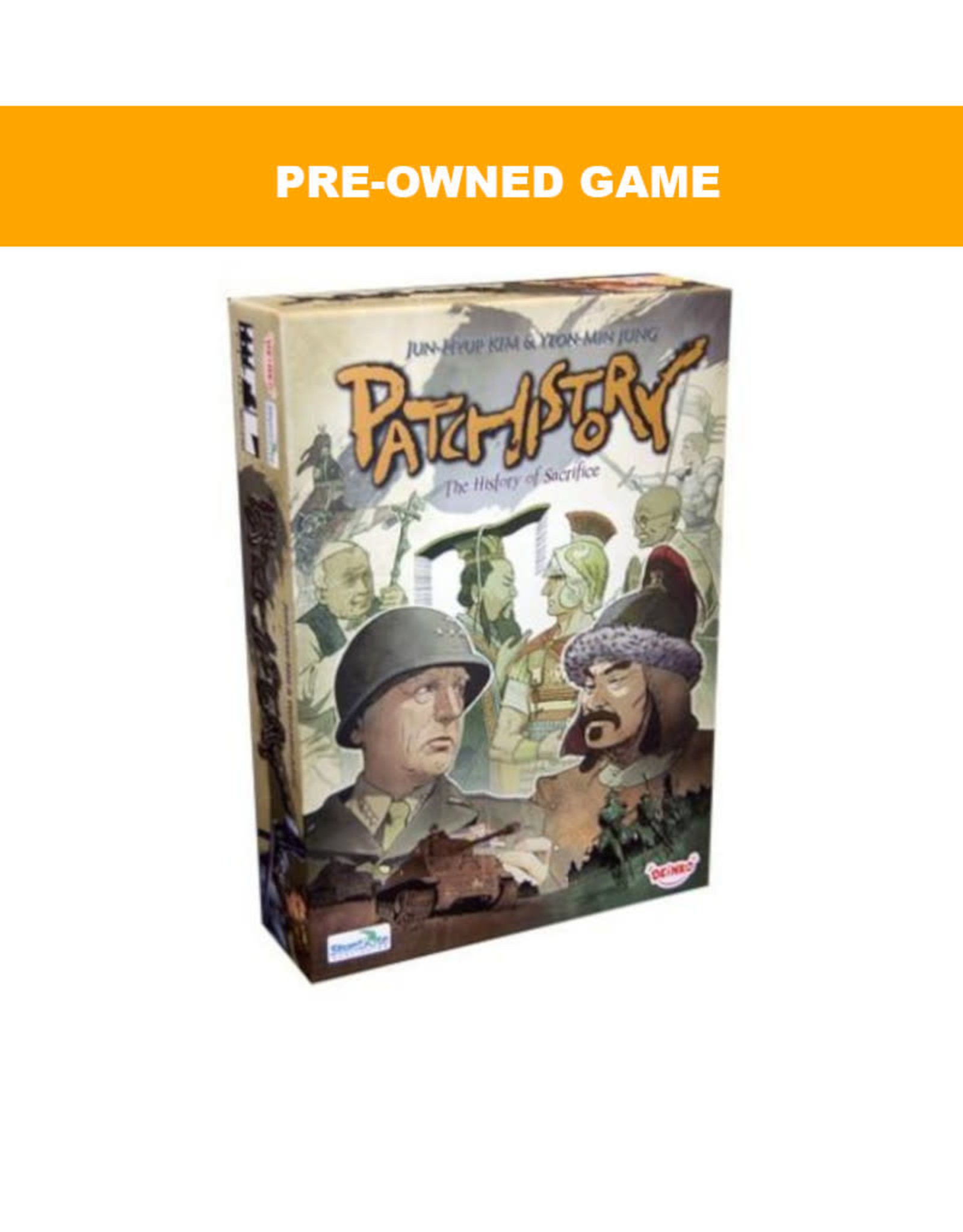 Game Night Games (Pre-Owned Game) Patchistory