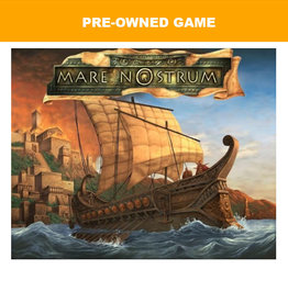 Game Night Games (Pre-Owned Game) Mare Nostrum 2003 Jeux Edition