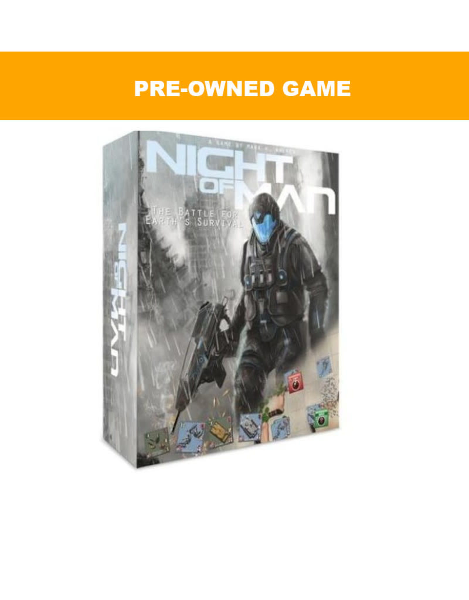 Game Night Games (Pre-Owned Game) Night of Man