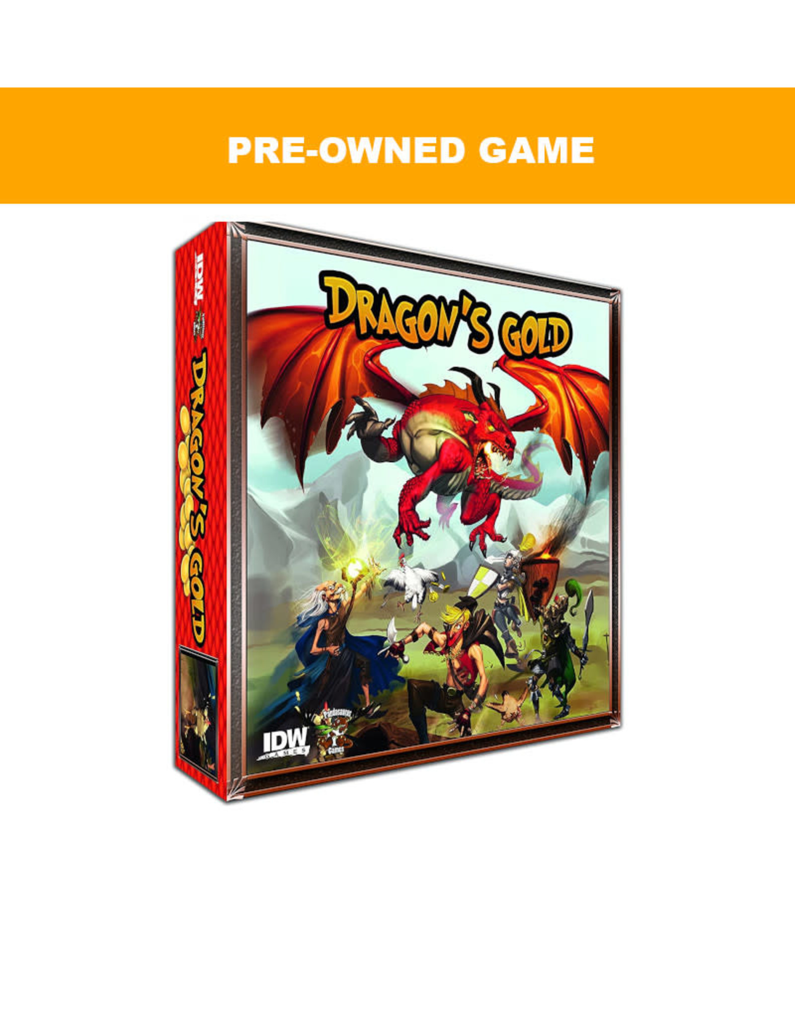 Game Night Games (Pre-Owned Game) Dragon's Gold