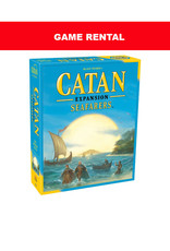 (RENT) Catan Seafarers Expansion per day. Love it! Buy it!
