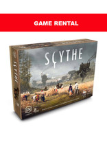 Stonemaier Games (RENT) Scythe for a Day. Love it! Buy it!