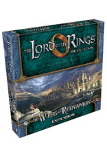Fantasy Flight Games Lord of the Rings LCG  Expansion Wilds of Rhovanion