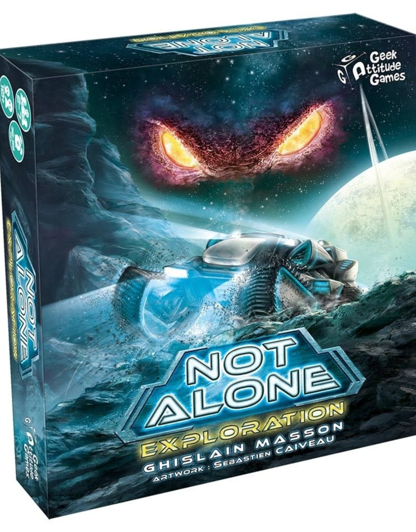 Stronghold Games Not Alone Exploration Expansion