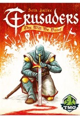 Tastry Minstrel Games Crusaders Thy Will Be Done