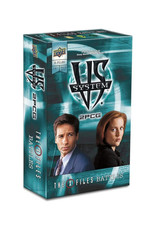 Vs System The X-Files