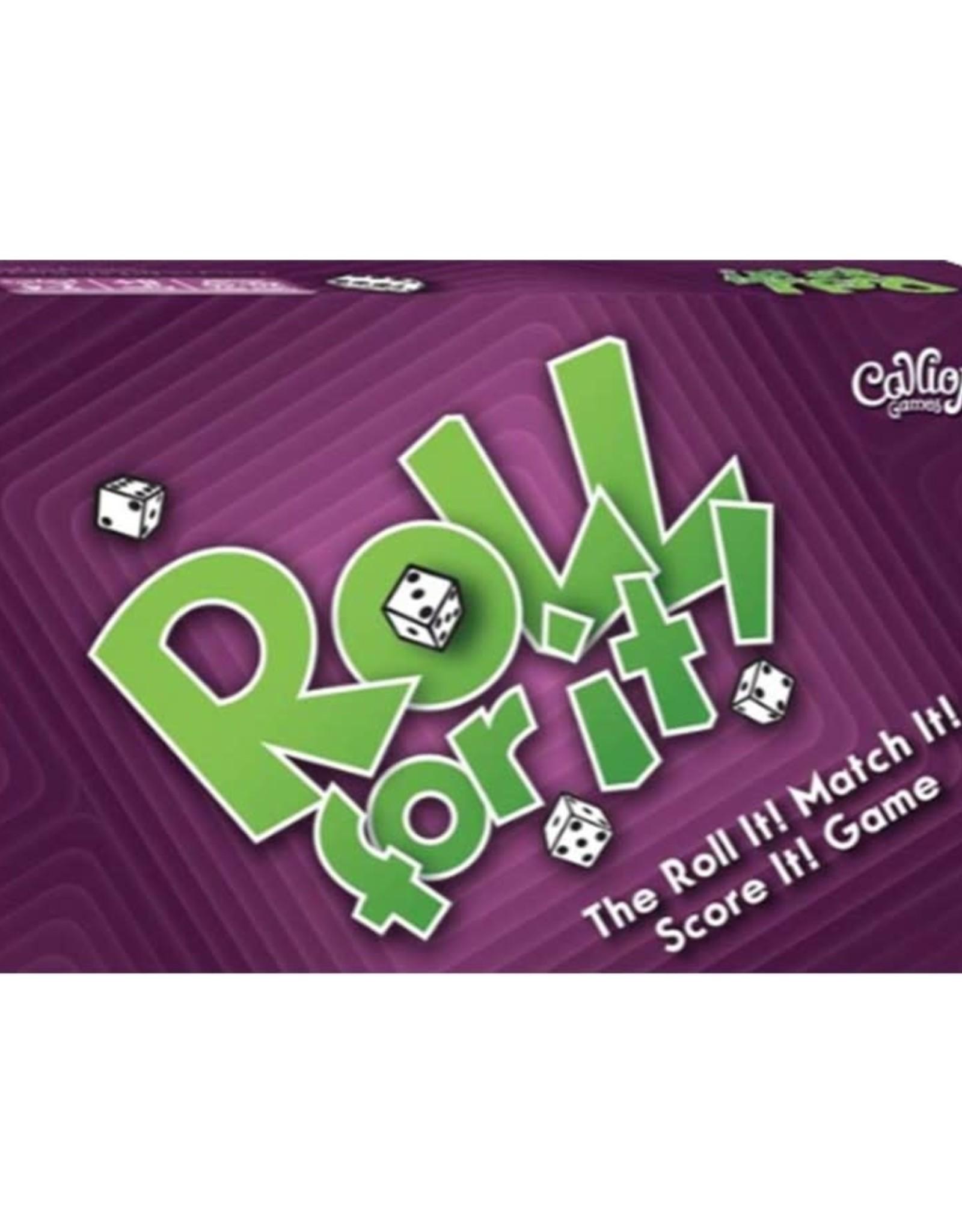 Compound Fun Roll For It (Purple Box)