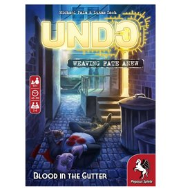 Pegasus Spiele UNDO Blood in the Gutter