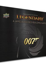 Upper Deck Legendary 007 James Bond