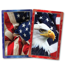 Springbok Playing Cards: American Pride