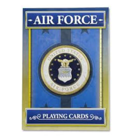 Springbok Playing Cards: Air Force