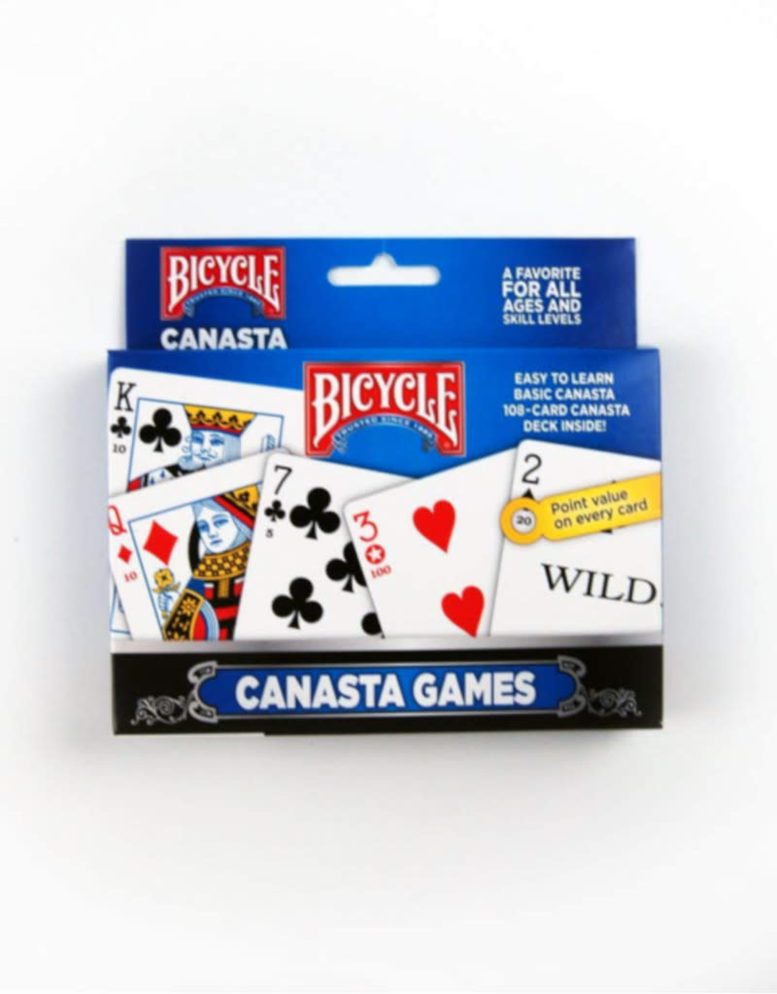 United States Playing Card Co Canasta Cards
