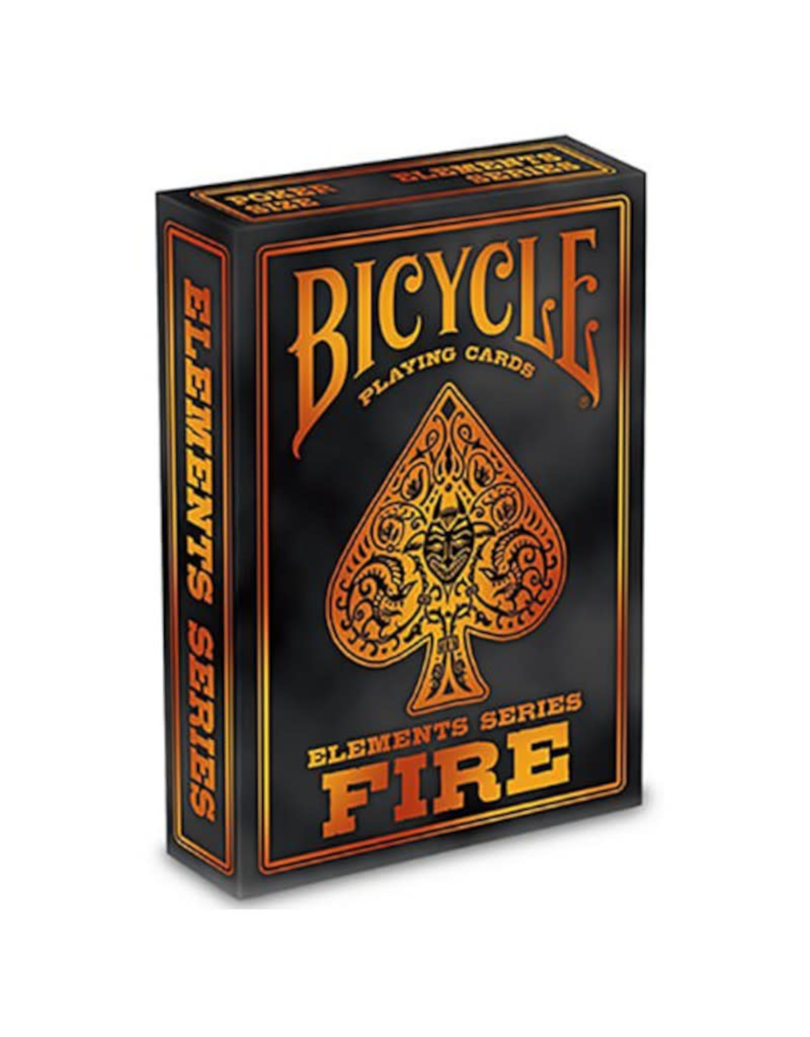 United States Playing Card Co Playing Cards: Fire