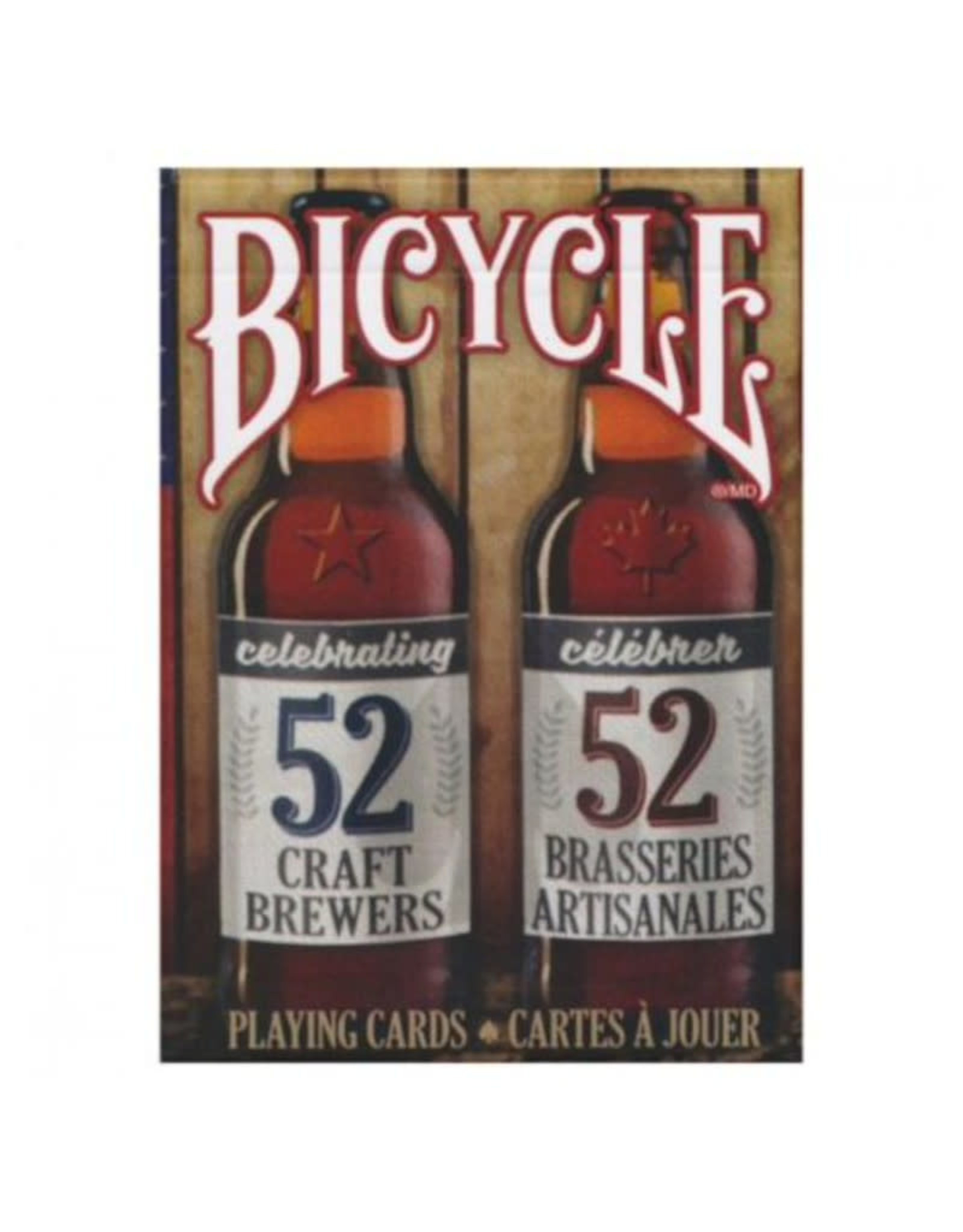 United States Playing Card Co Playing Cards: Craft Beer