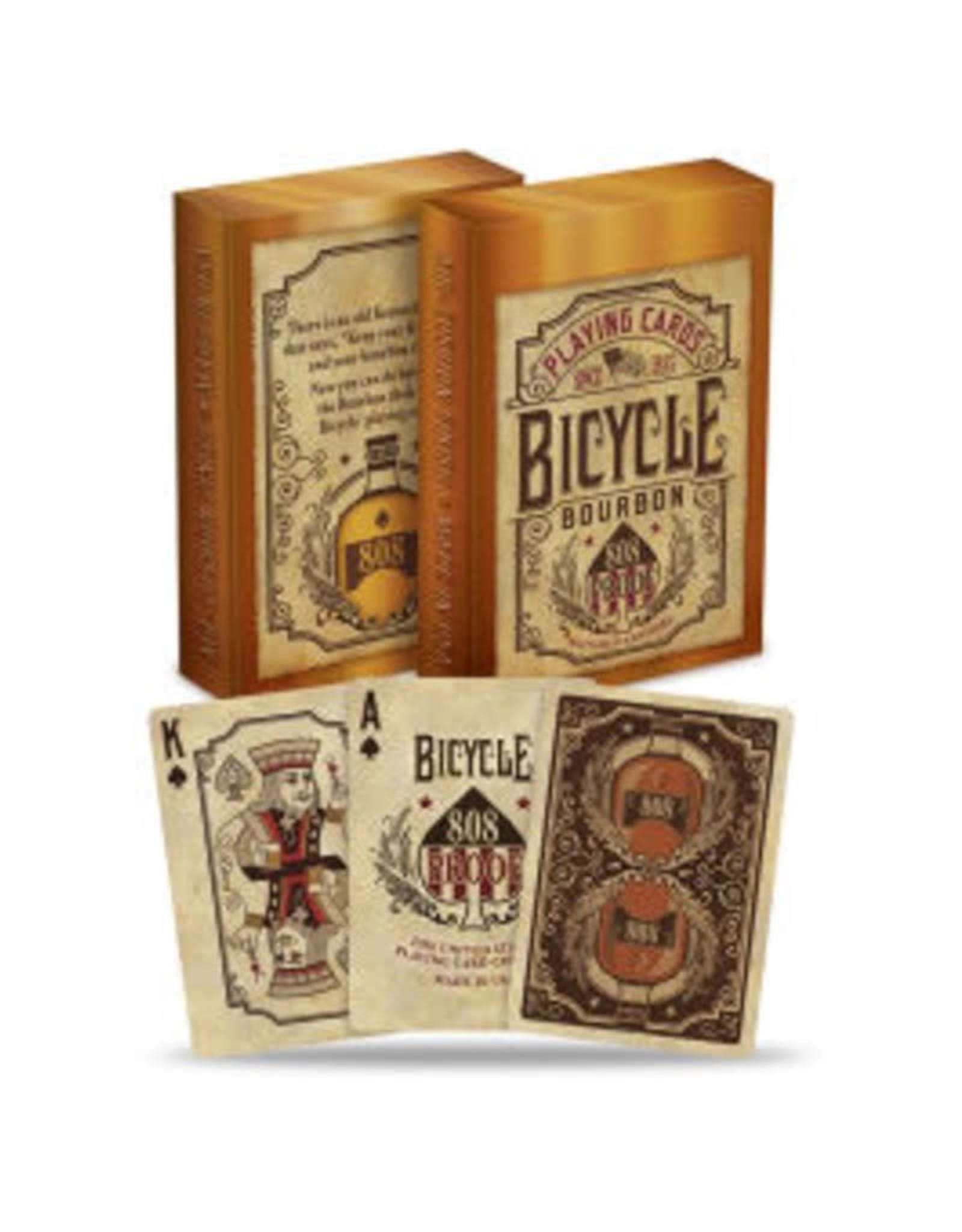 United States Playing Card Co Playing Cards: Bourbon