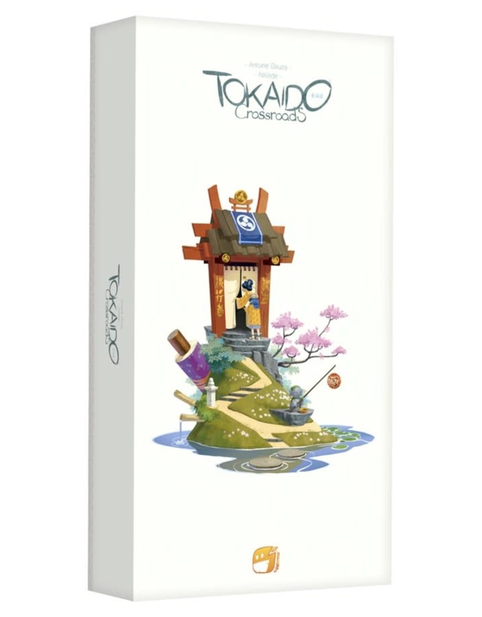 Tokaido Crossroads Expansion