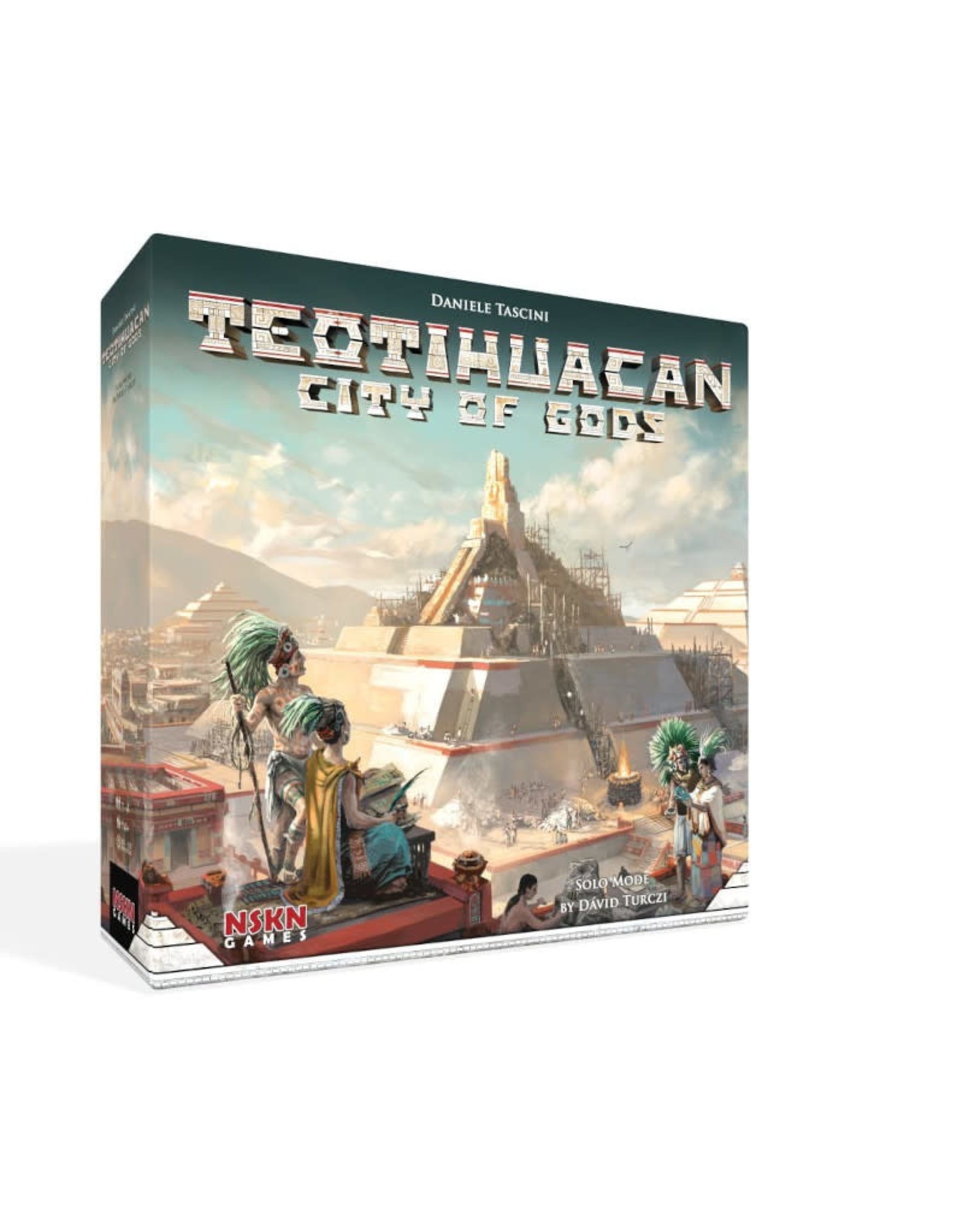 Miscellaneous Teotihuacan City of Gods