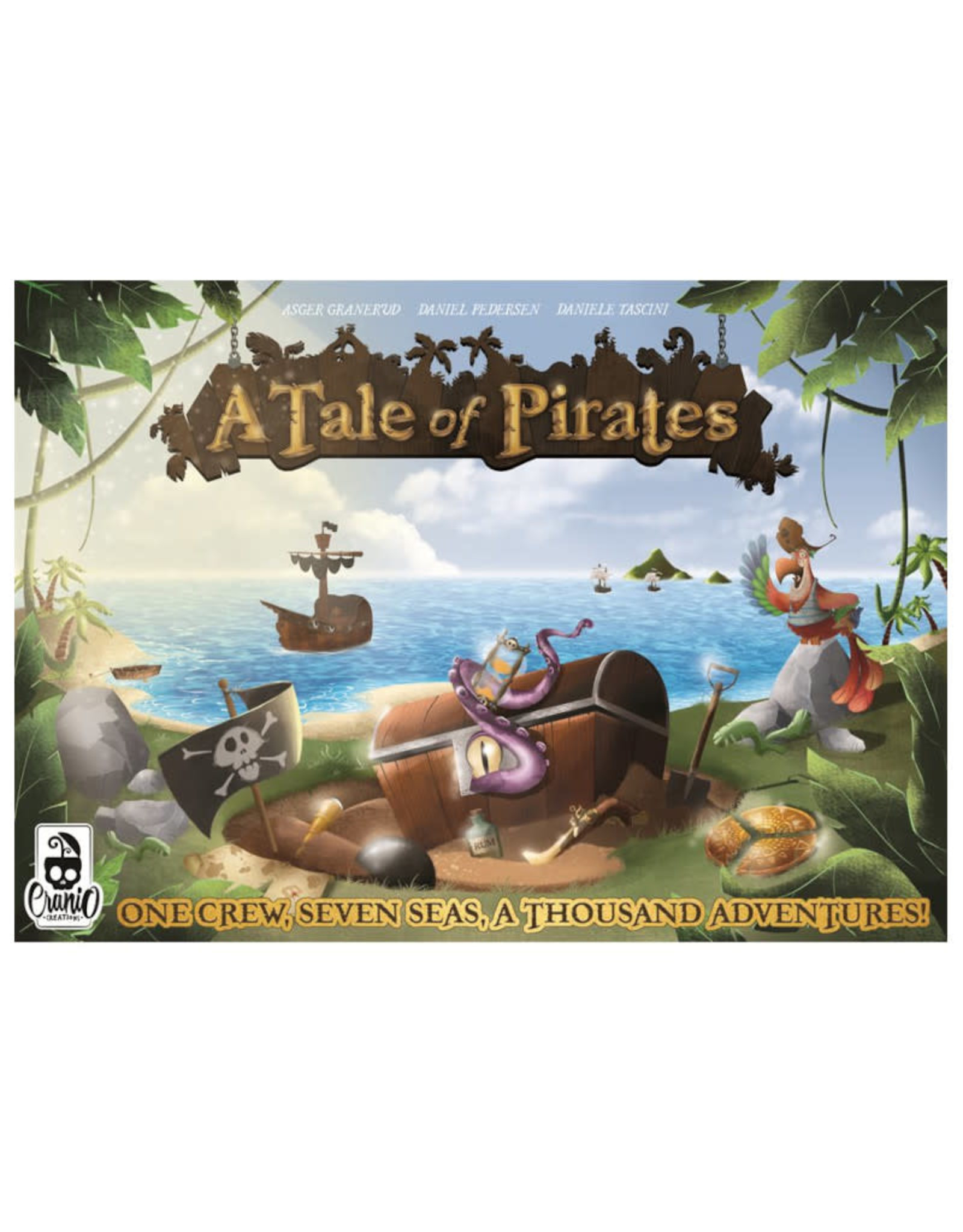 Lion Rampant Games Tale of Pirates