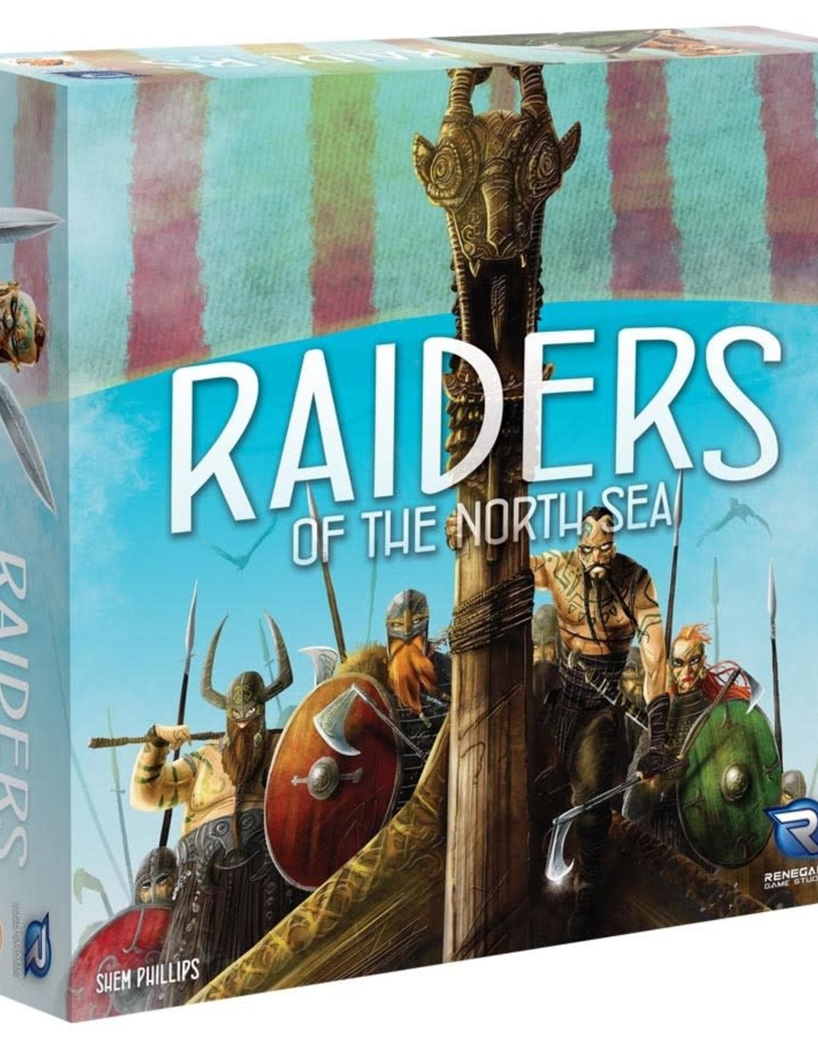 Renegade Games Raiders of the North Sea
