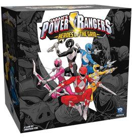 Renegade Games Power Rangers Heroes of the Grid