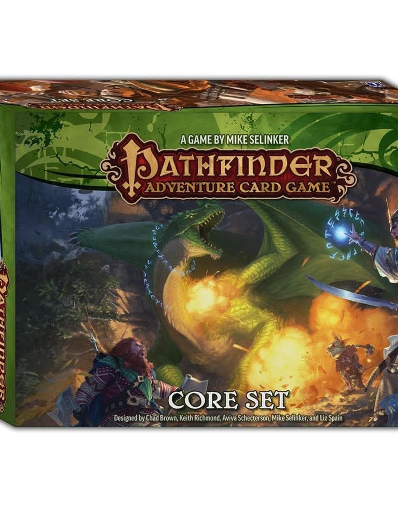 Paizo Pathfinder Adventure Card Game Core Set