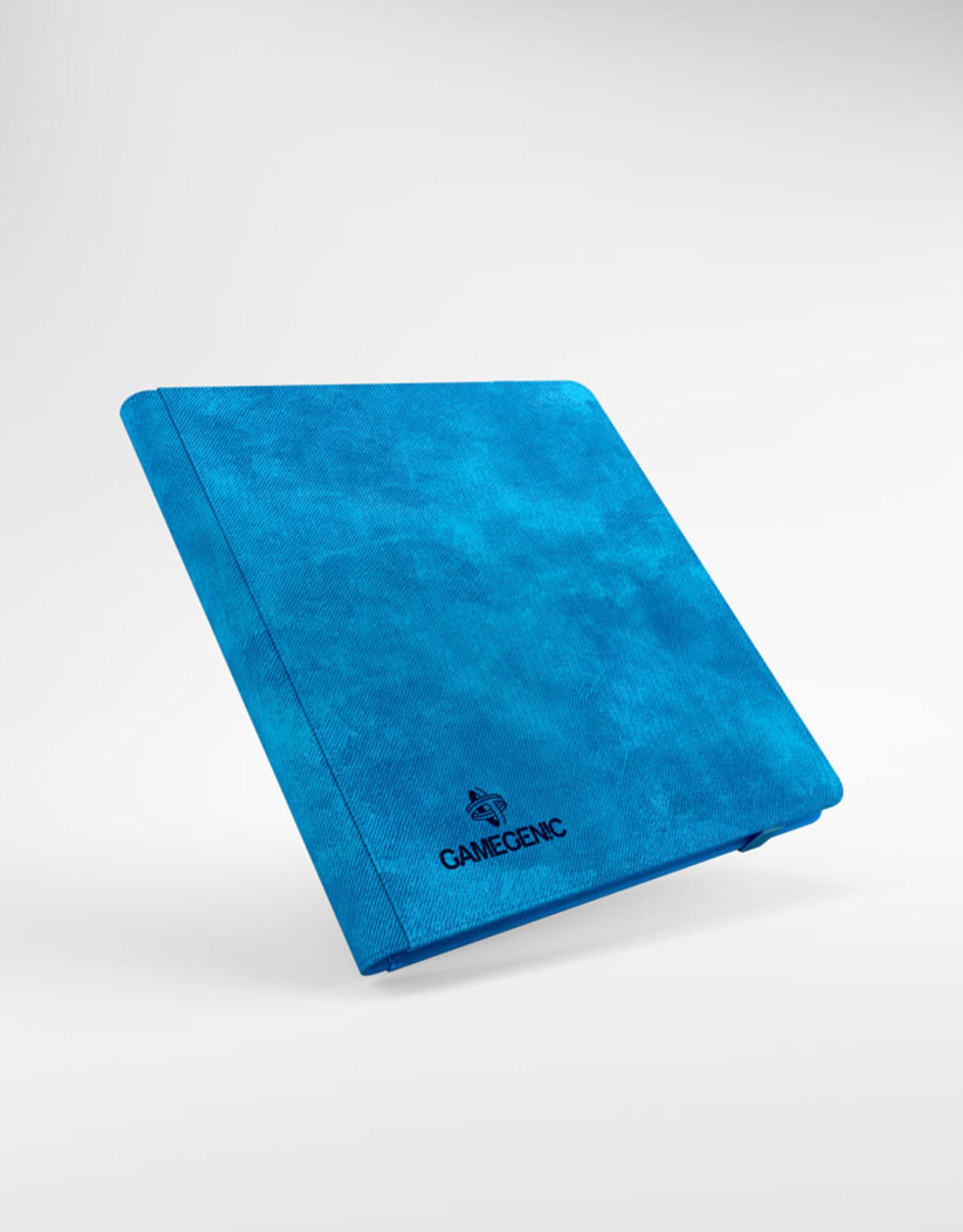 Prime Album: 24-Pocket Side-Loading Blue