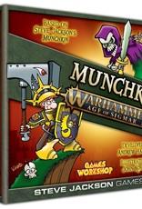 Steve Jackson Games Munchkin Warhammer Age of Sigmar