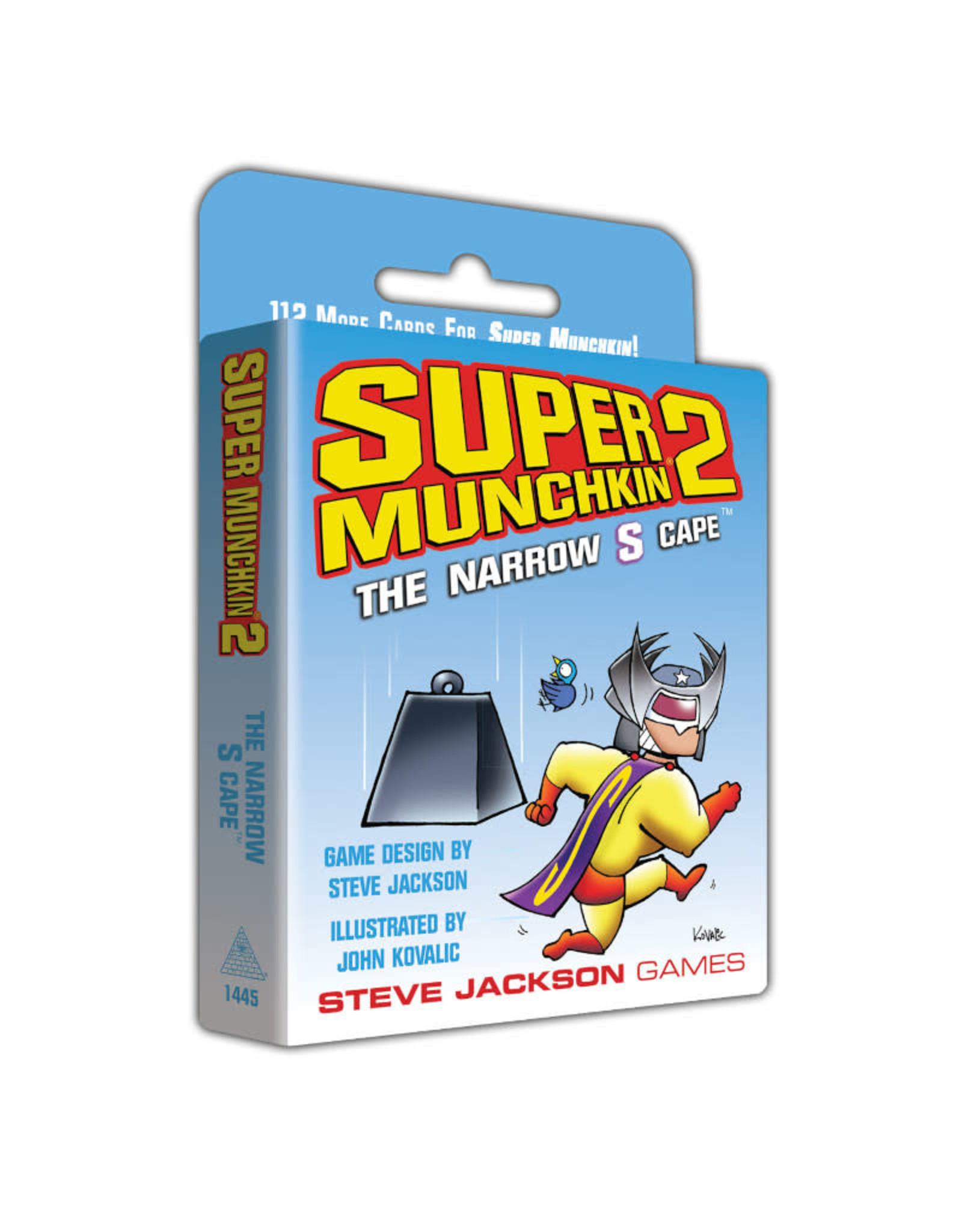 Steve Jackson Games Super Munchkin 2 Expansion