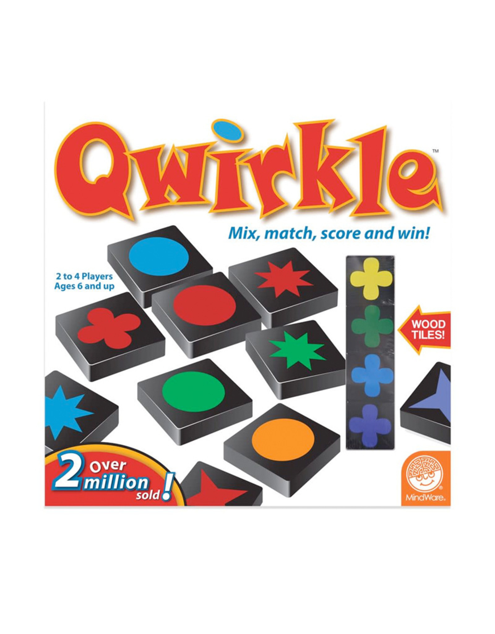 Mindware Games Qwirkle