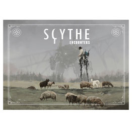Stonemaier Games Scythe Encounters Expansion