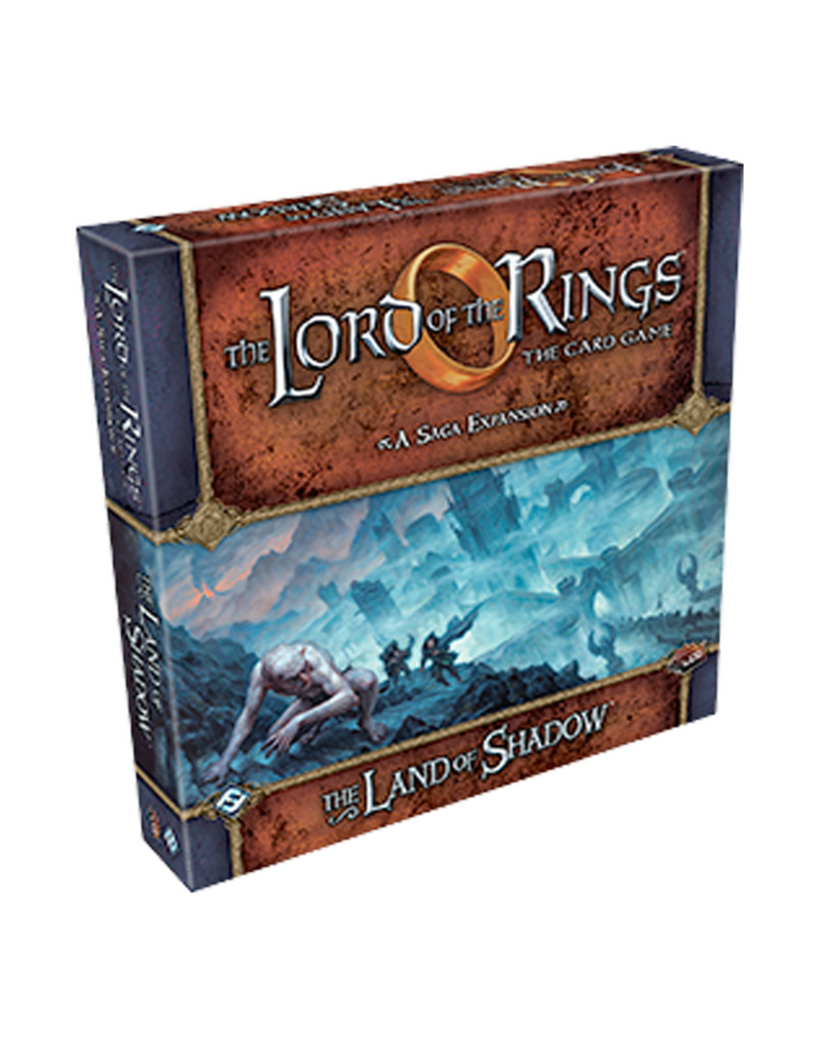 Fantasy Flight Games The Lord of the Rings LCG: The Land of Shadow Saga Expansion