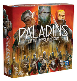 Renegade Games Paladins of the West Kingdom