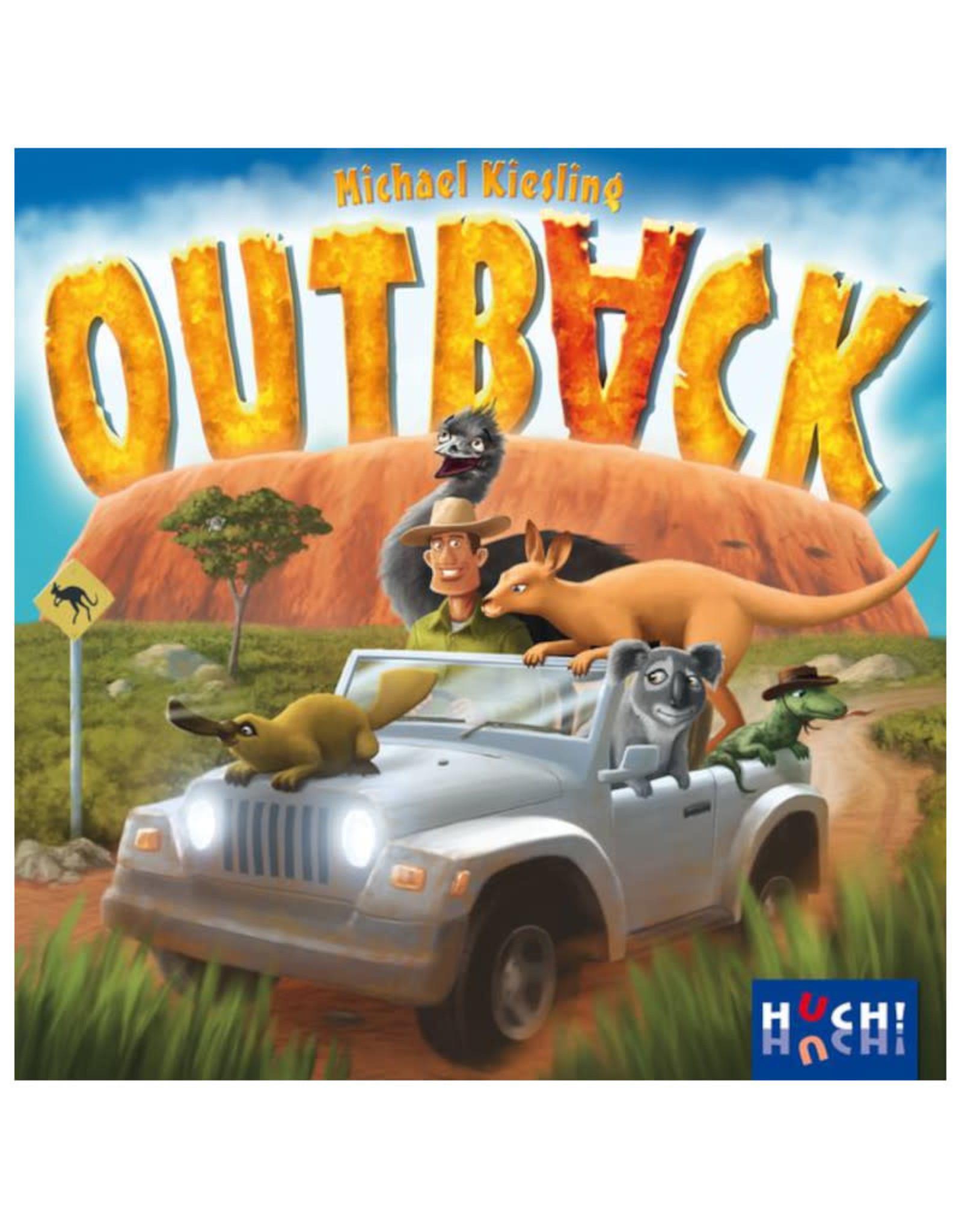 Rio Grande Games Outback