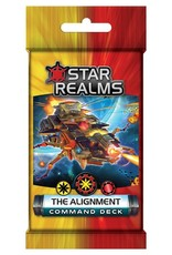 White Wizard Games Star Realms Command Deck Alignment Expansion