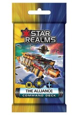 White Wizard Games Star Realms Command Deck Alliance Expansion
