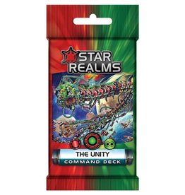 White Wizard Games Star Realms Command Deck Unity Expansion