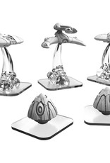 Privateer Press Monsterpocalypse Martian Menace Saucer