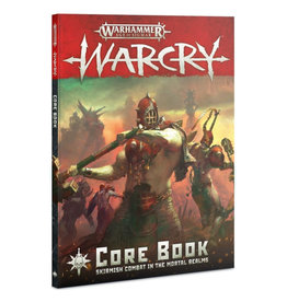 Games Workshop Warhammer Age of Sigmar Warcry: Core Rulebook