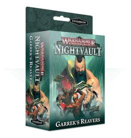 Games Workshop Warhammer Underworlds Garrek's Reavers