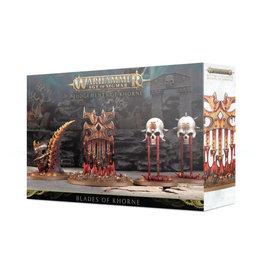 Games Workshop Warhammer Age Of Sigmar Judgements of Khorne - Blades of Khorne