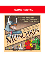 Steve Jackson Games (RENT) Munchkin Deluxe for a Day. Love It! Buy It!