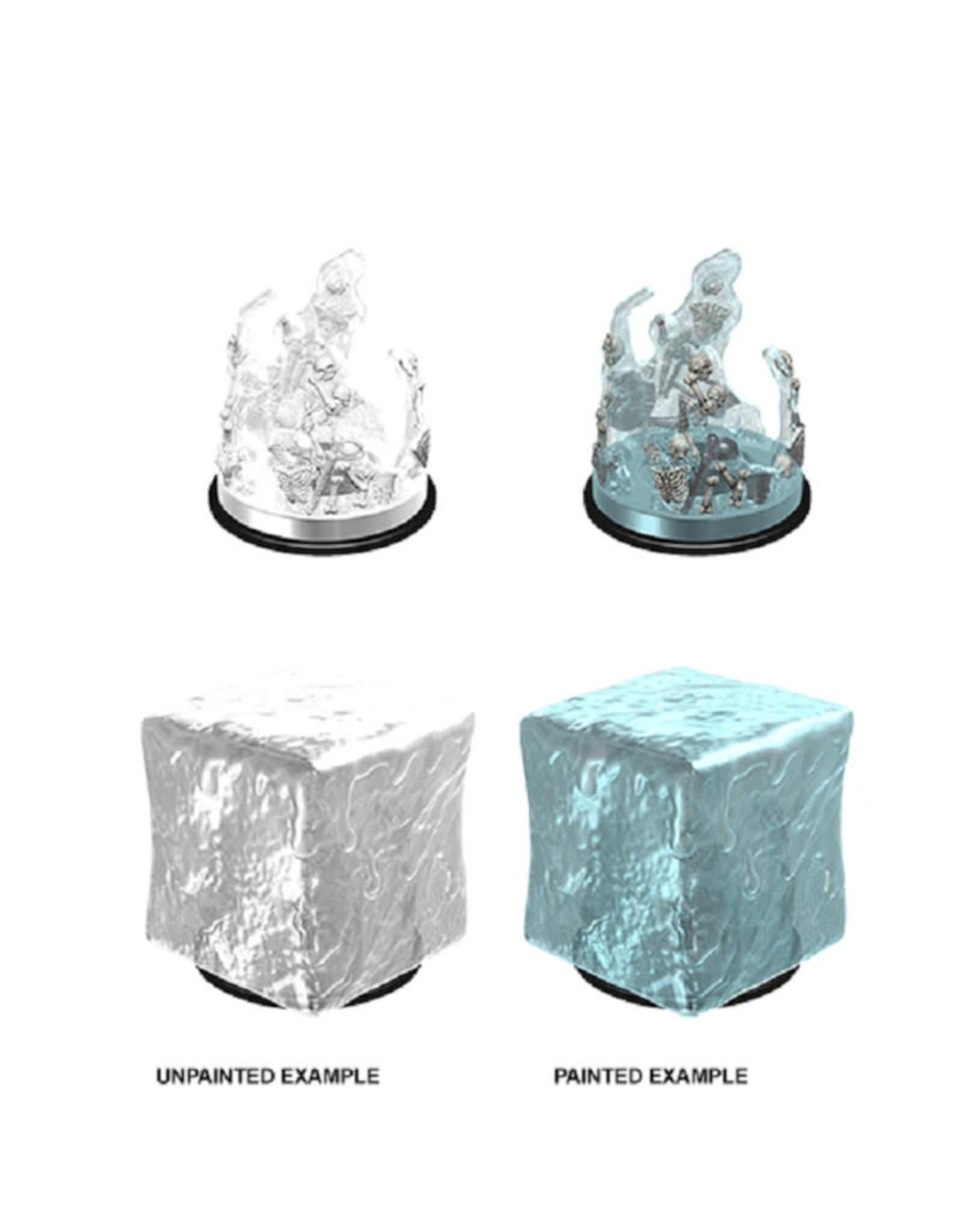 Wizkids D&D Unpainted Minis: Gelatinous Cube