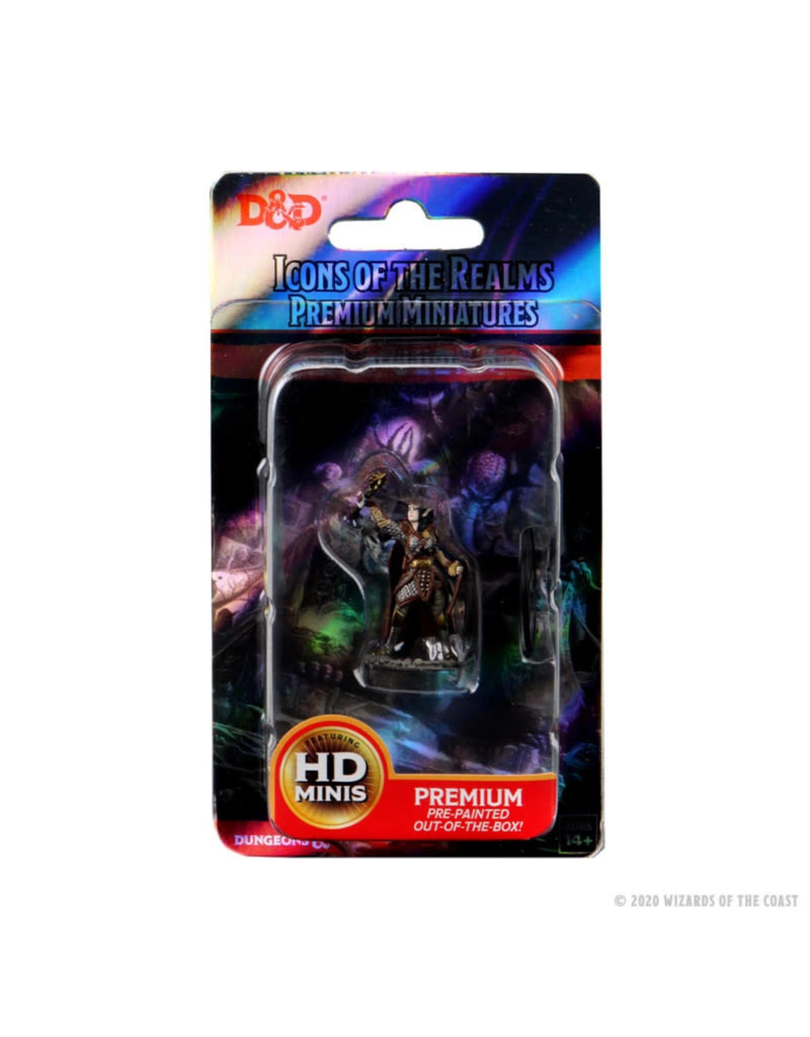 Wizkids D&D Premium Figure: Elf Cleric Female